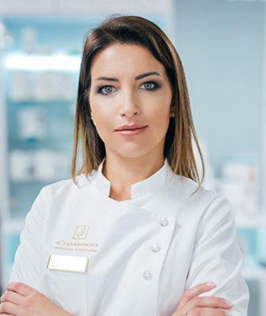dr n. med. Dominika Paradowska